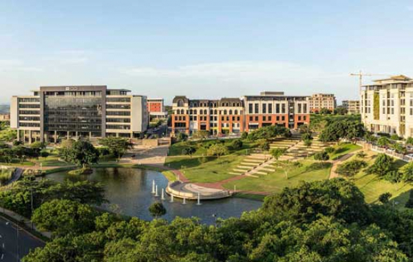 Umhlanga Ridge Town Centre & La Lucia Ridge Estate