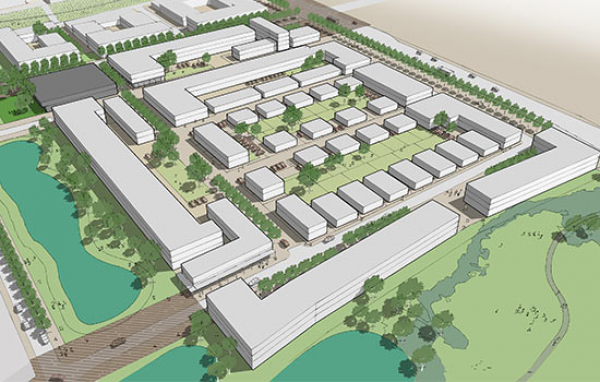 Annandale Communicare- Mixed-Use Development Plan