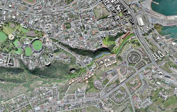 Lower Baakens River Precinct Plan